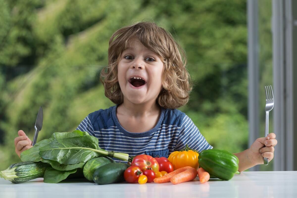 תזונה בגני ילדים - חמישה עקרונות חשובים בבחירת גן מתאים