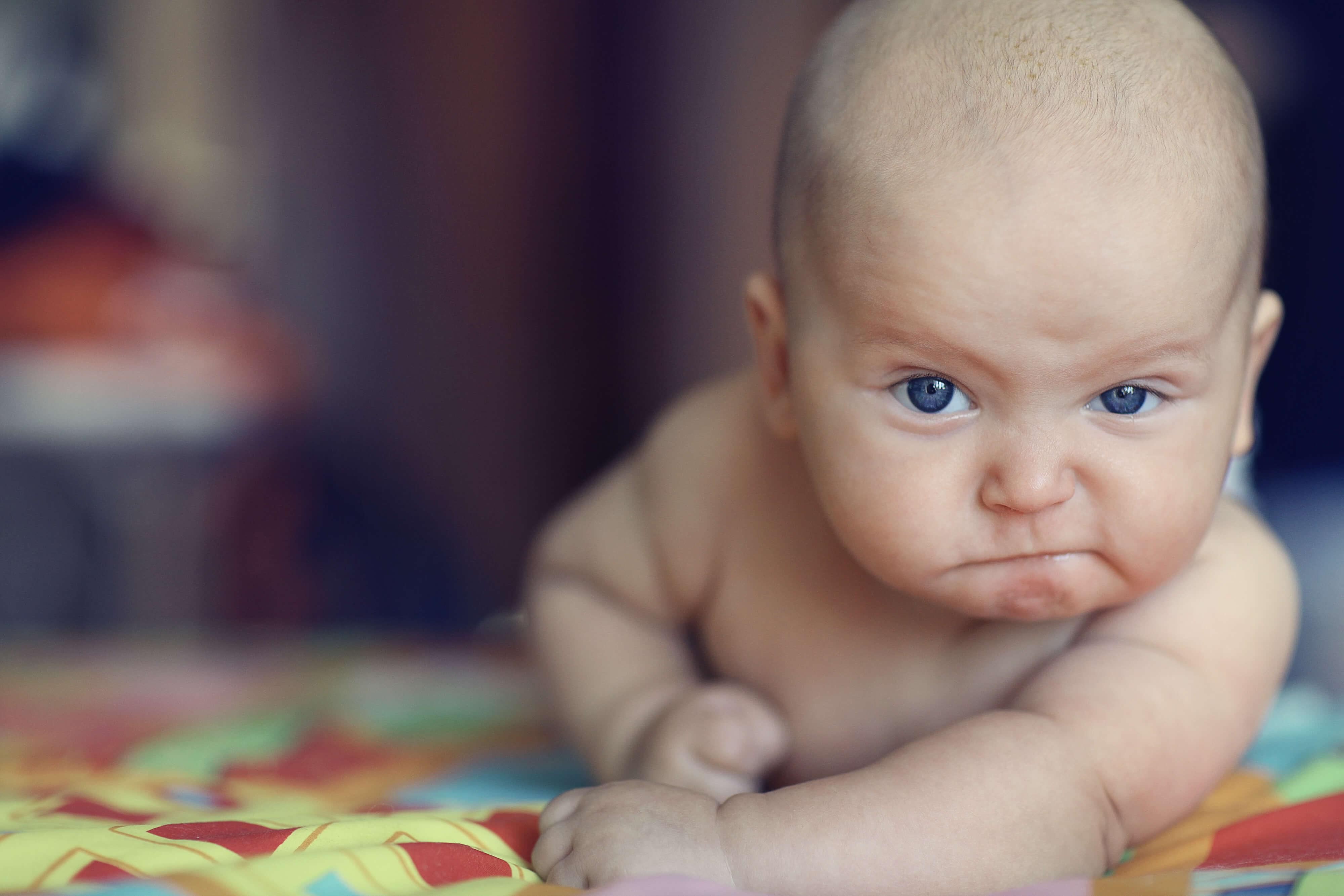 רכישת שפה אצל תינוקות