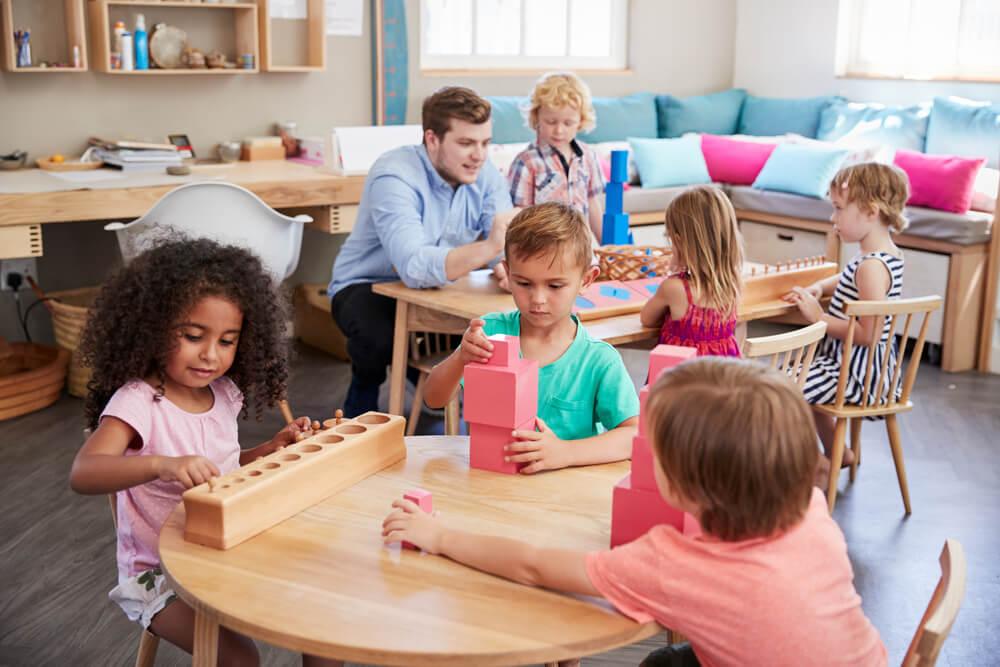 חינוך מונטסורי לגיל הרך- כל מה שרציתם לדעת