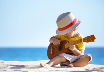 מוסיקה לילדים